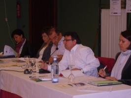 Asamblea general de FAEM del dia 23-10-2010