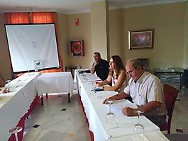Comisión Delegada FAEM Septiembre 2016