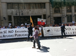Manifestación Madrid 31-05-2013